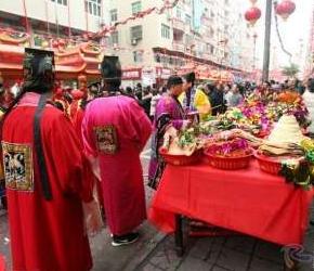 瑞安大典学首届民俗文化节