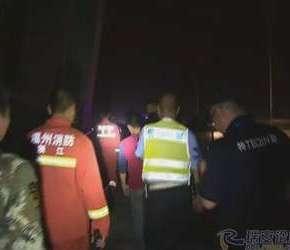 夜晚!瑞安大桥上19岁男孩要跳江自杀