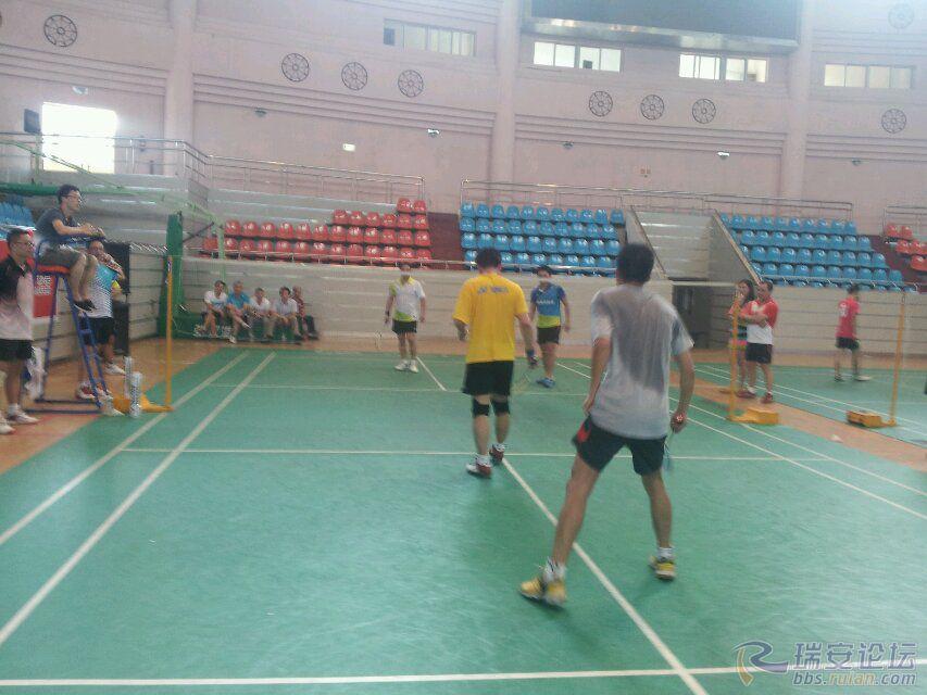 温岭友谊赛2