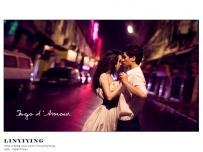 『WING 视觉』--Tango d' Amour 男人和女人,男人和城市,意乱情迷。 - 无题