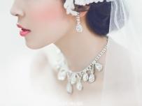 婚礼摄影  侧影