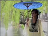 3月24日永嘉苍坡古村汉服外拍作业