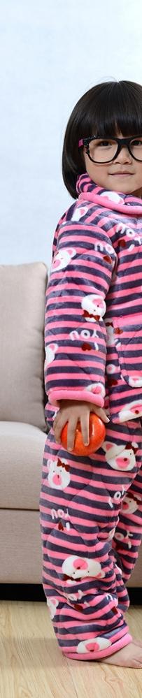 最新儿童居家服拍摄