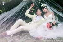 #瑞安巴黎婚纱客片# 幸福的像个小公举