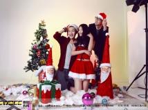 2012圣诞特辑拍摄花絮