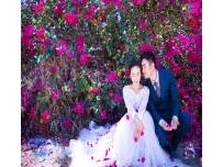 三亚MY摄影的优秀服务来自于海南三亚婚纱摄影团队的齐心协力