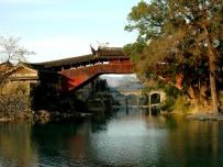 泰顺泗溪廊桥