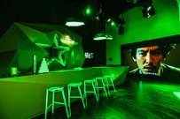 一组活动现场 喜力中国 星发现酒吧