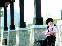 爱读书的姑娘