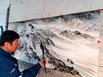 李亚南国画作品组图