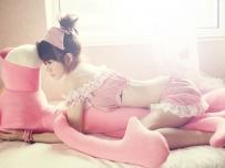 粉粉的 嫩嫩的 私房 出镜:滨欏