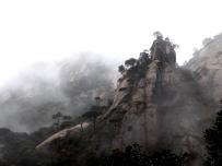 雾里三清山