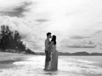 三亚oy视觉带您认识一个全新的海南三亚婚纱摄影