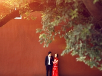 婚礼拍摄  旗袍